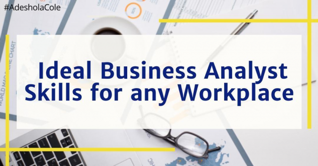 Ideal Business Analyst